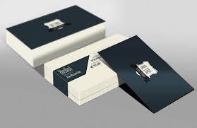 in card visit cần những yếu tố nào ?
